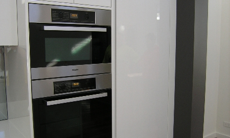 Intergrated Refridgerator